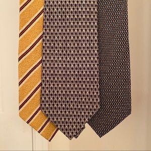Puritan 3 pack of ties